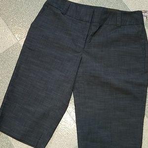 Apt 9 mawell fit bermuda shorts sz 6 NWT